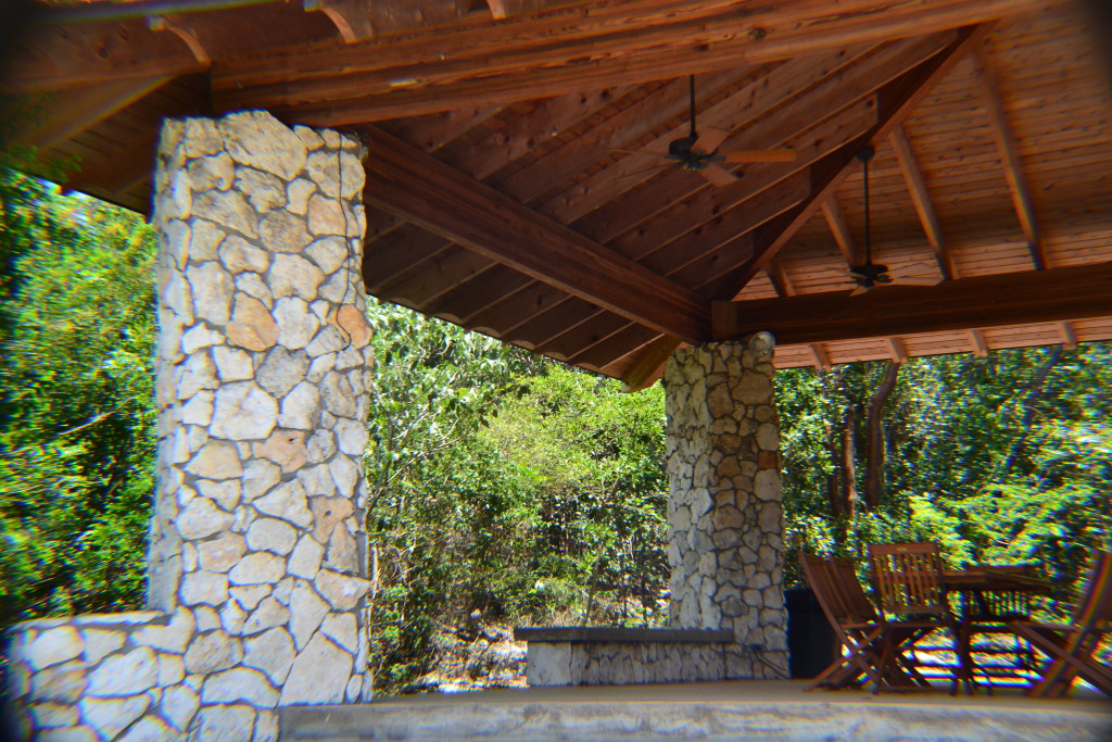 Leon Levy Native Plant Preserve - Education Pavilion