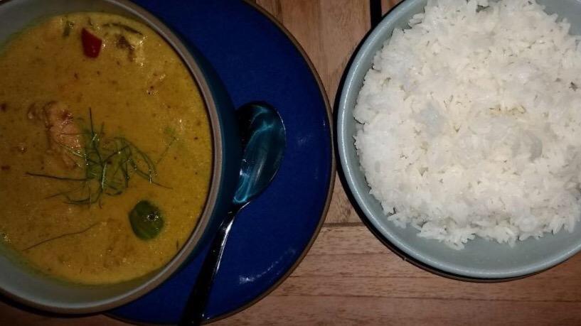 Shima - Thai Green Curry