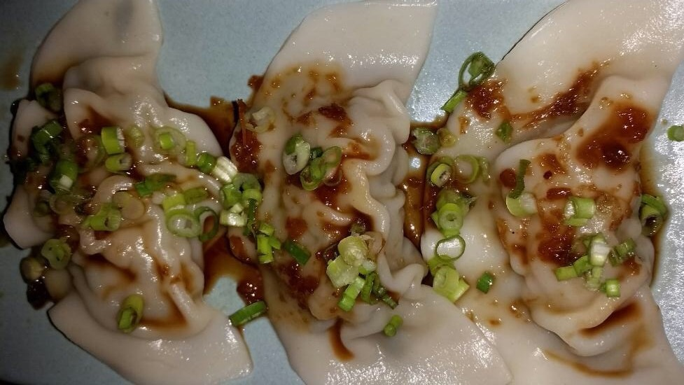 Shima - Pork & Prawn Dumplings