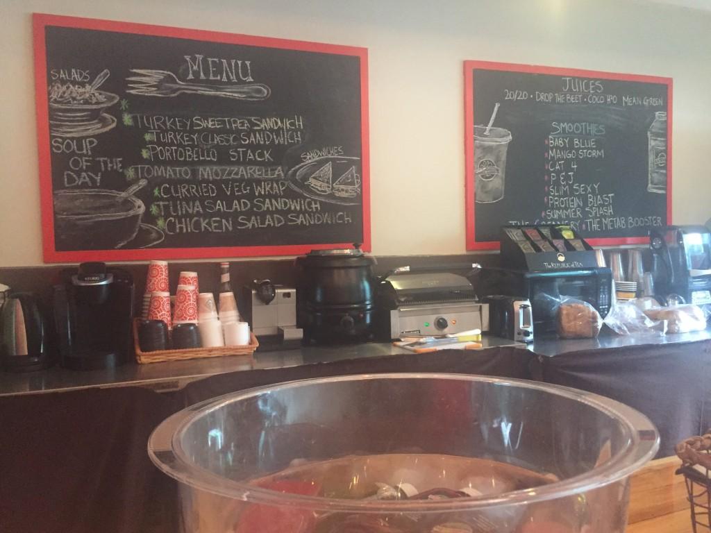 Fruits & Roots Juice Bar