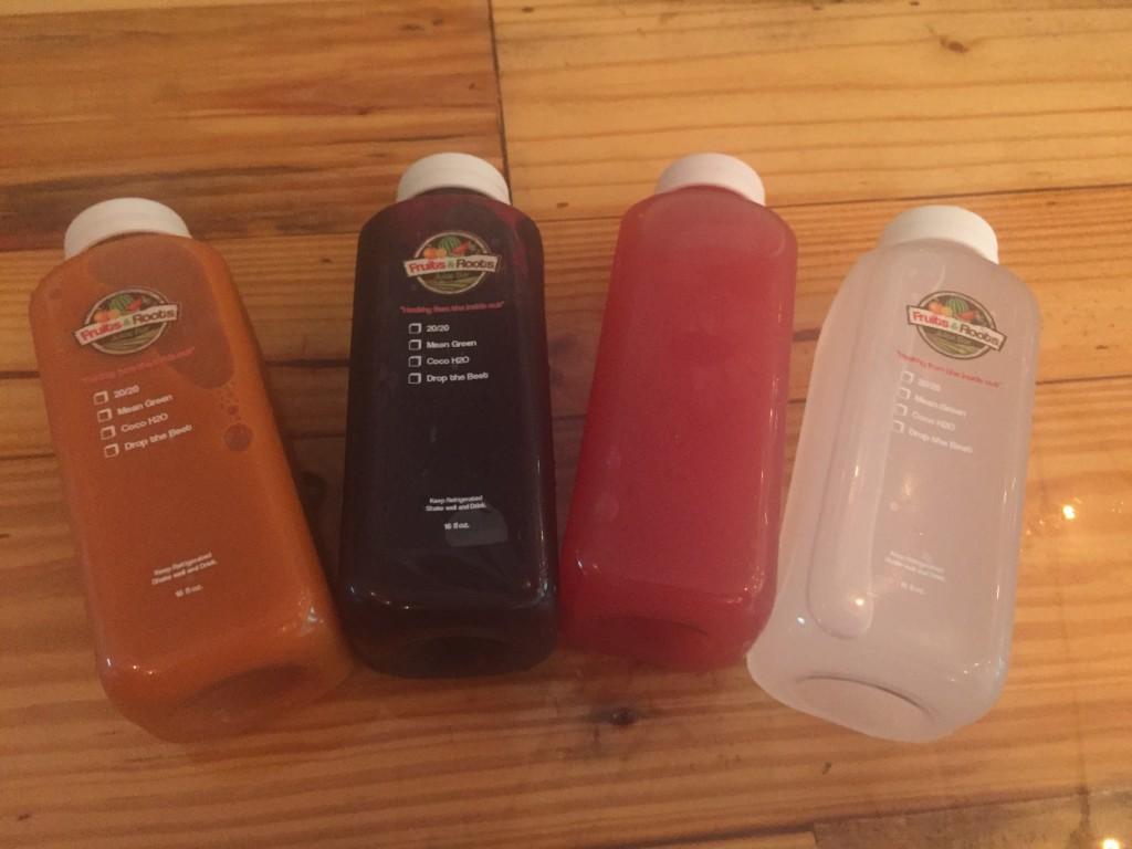 Cool Pressed Juices