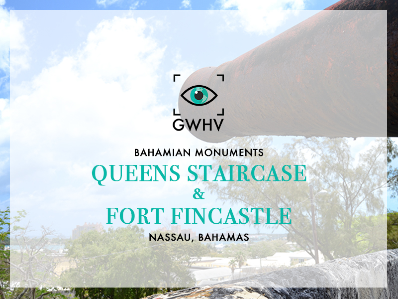 Queens Staircase & Fort Fincastle