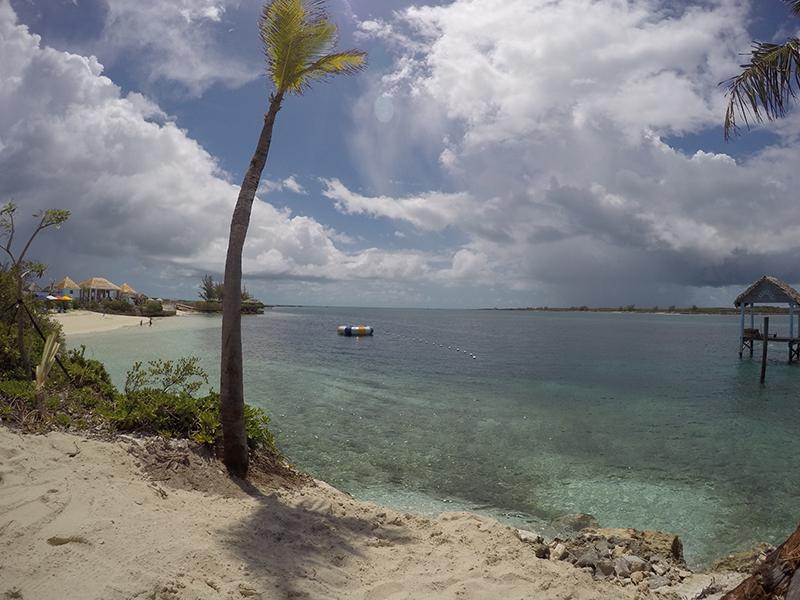 Pearl Island Water Trampoline