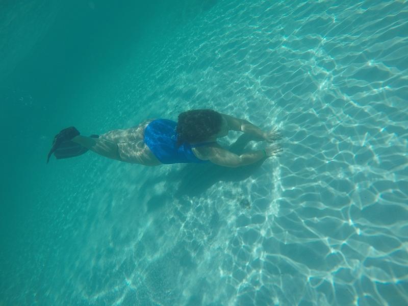 I am a thalassophile - Mermaid