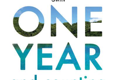 HAPPY 1 YEAR BLOGIVERSARY !