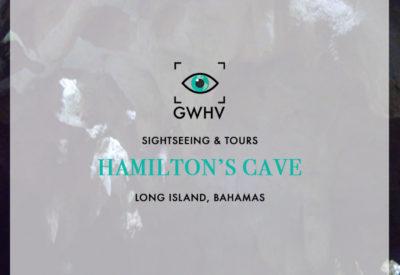 Hamilton's Caves, Long Island, Bahamas